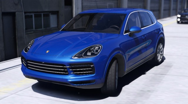 Porsche Cayenne S 2018 (Add-On/Replace) v1.1