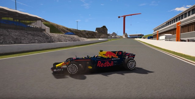 RB13 Red Bull Racing 2017 F1 Car (Add-On) v1.0