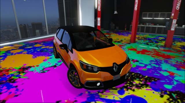 Renault Captur (Add-on/Replace) v1.0