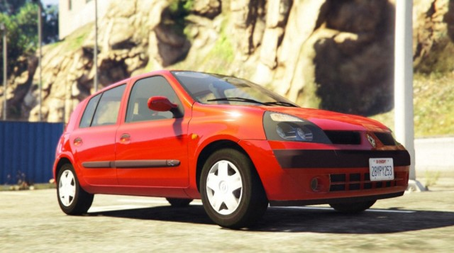 Renault Clio II (Add-On) v1.2