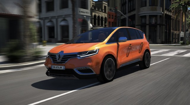 Renault Espace 2015 (Add-On) v1.0