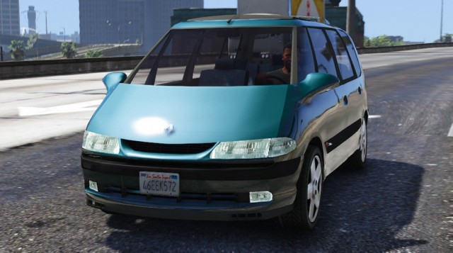 Renault Espace 3 (Add-on/Replace) v1.0