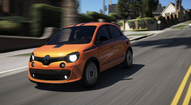 Renault Twingo GT 2017 (Add-On) v1.0