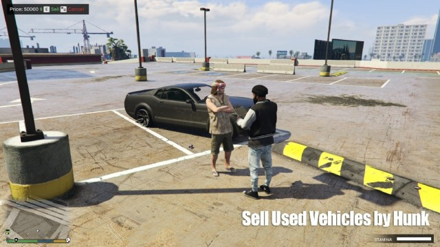 Sell Used Vehicles v1.1