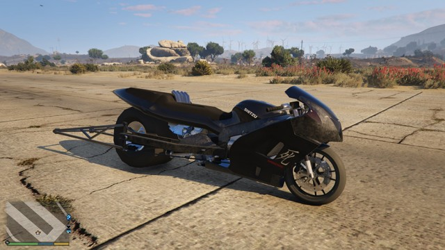 Top Fuel Bike (Add-On)