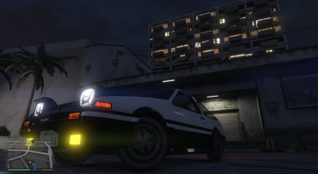 Toyota AE86 Sprinter Pack (Add-On) v0.5