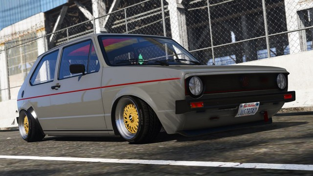 "Volkswagen Golf Mk1 ""Rabbit"" (Add-On/Replace) v1.0"