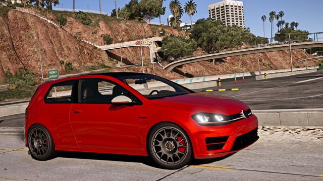 Volkswagen Golf R 2014 (Add-On/Replace) v1.1