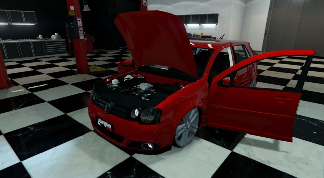 Volkswagen Golf Sportline Aro 20 (Add-On)