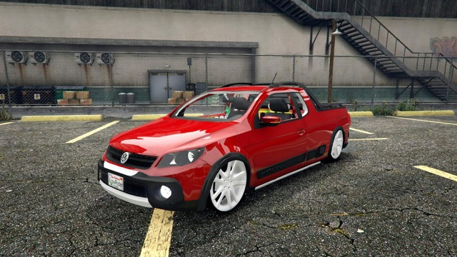 Volkswagen Saveiro G5 EstiloDub (Add-On) v1.1
