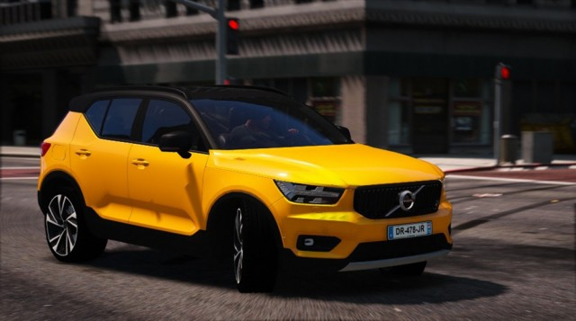 Volvo XC40 2018 (Add-On) v1.0