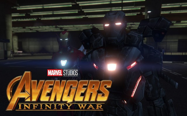 War Machine Infinity War v1.0