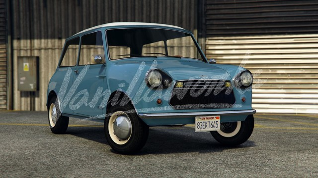 Weeny Issi Classic (Add-On)