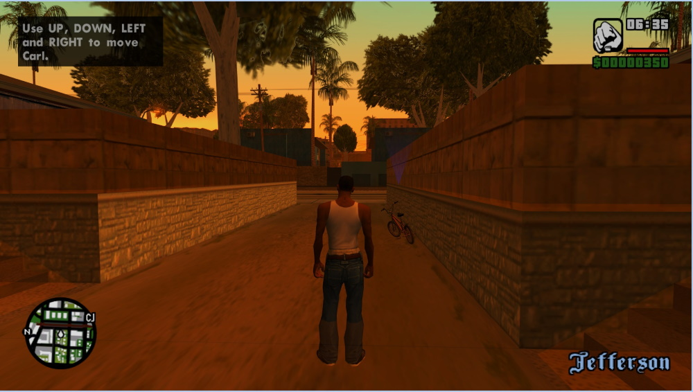 Updated Classic: GTA San Andreas (Build 35)