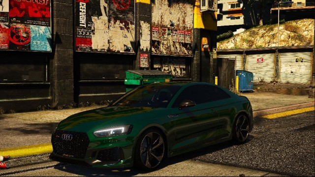 Audi RS5 2018 (Add-On) v1.1