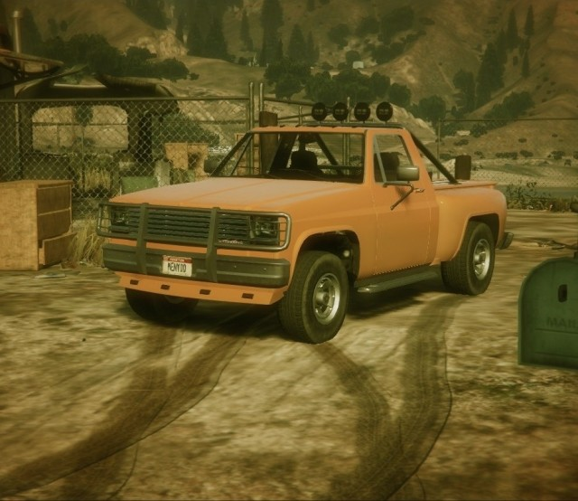 Declasse Rancher SS 4x4 Classic (Add-On) v1.3