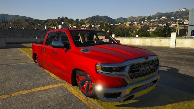 Dodge Ram 1500 2019 (Add-On)