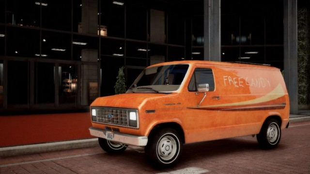 Ford E-150 Van 1982 (Add-On) v1.2