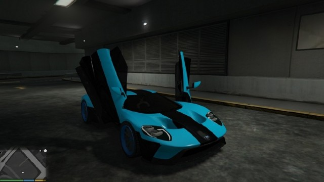 Ford GT 2017 Custom Paintjob v2.0
