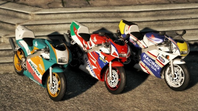 Honda NSR250R SP 1994 (Add-On) v2.0