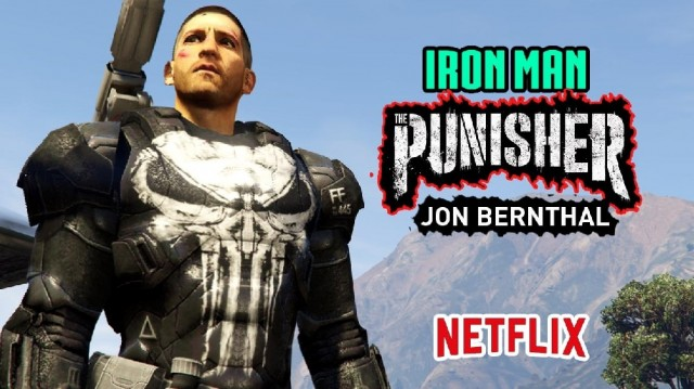 Iron Man - Punisher v1.3