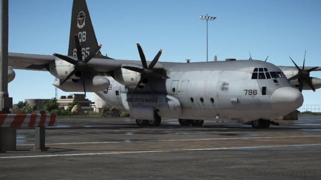 KC-130J Super Hercules tanker (Add-On) v1.0