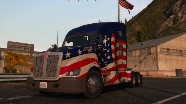 Kenworth T680 2016 (Add-On/Replace) v4.0