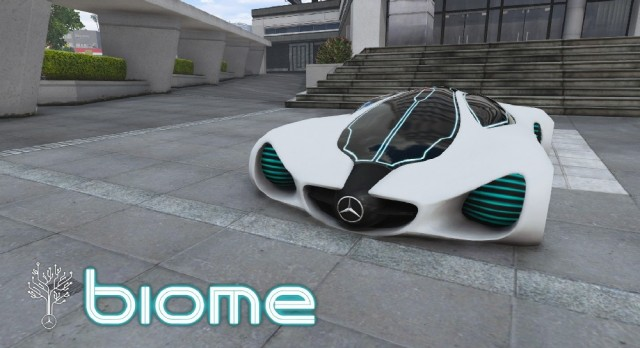 Mercedes-Benz Biome Concept (Addon/Replace) v1.1