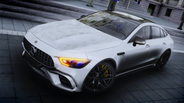 Mercedes GT63s 2019 AMG