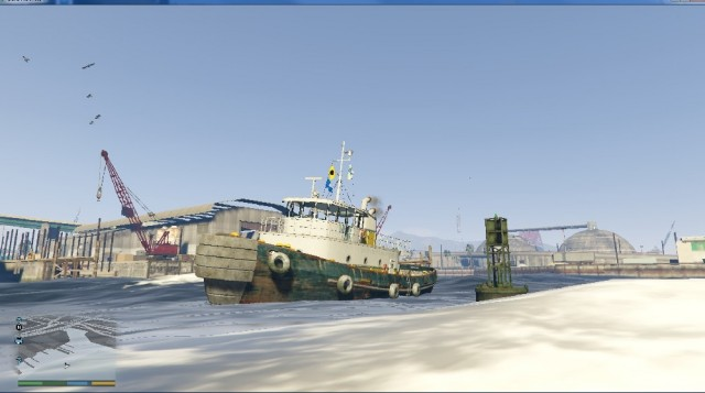 New Tug Liveries v1.1