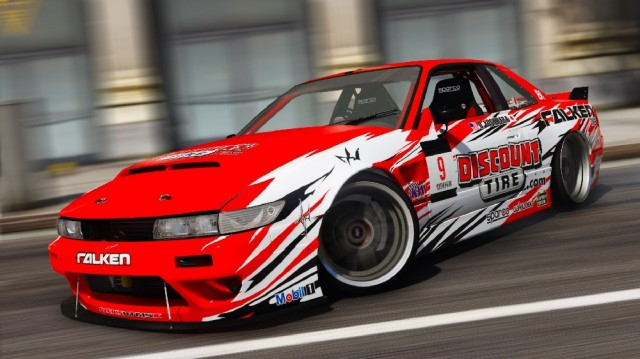 Nissan 240SX Dai Yoshihara (Add-On/Replace) v1.0