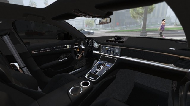 Porsche Panamera Turbo 2018 (Replace/Add-On) v1.1