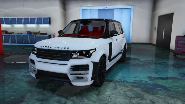 Range Rover Vogue StarTech 2019 (Add-On)