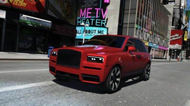 Rolls-Royce Cullinan 2019 (Add-On/Replace) v1.0