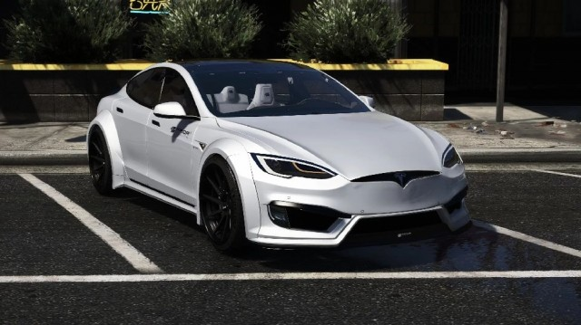 Tesla Model S Prior Design Edition (Add-On/Replace) v1.0