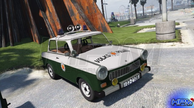 Trabant 601 Deluxe 1981 Pack (Add-On/Replace) v1.0.1