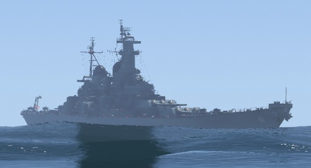 USS Iowa BB-61 (Add-On) v1.0