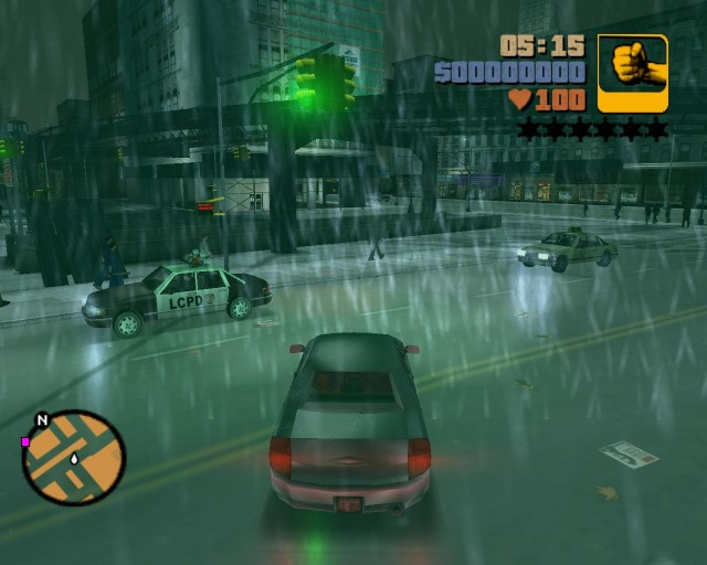 Updated Classic: GTA 3 (Build 25)