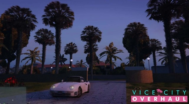 Vice City Overhaul v3.0 beta