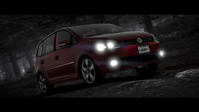 Volkswagen Touran 2012 (Add-On/Replace) v1.0
