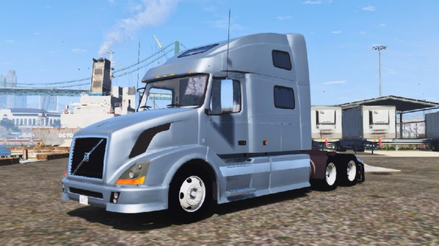Volvo VNL 780 Truck 2012 (Add-On/Replace) v1.2