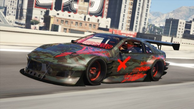 "Zlayworks Nissan Fairlady Z ""300ZW"" (Add-On) v1.1"