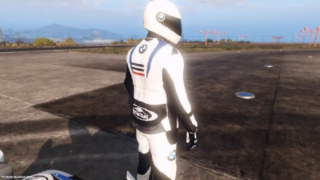 BMW Racing Suit v1.0
