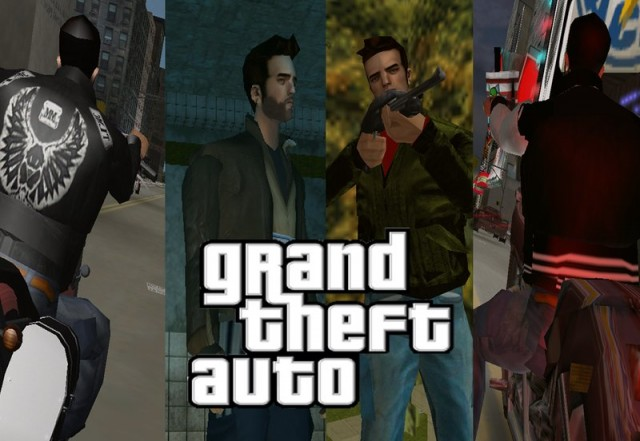Clothes from GTA IV for Claude
