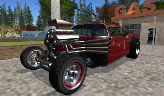 Declasse Tornado Rat-Rod (GTA 5)