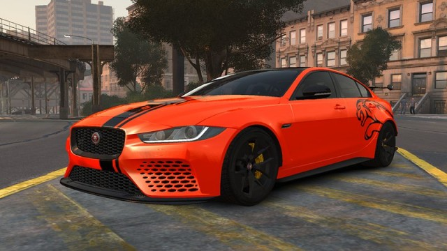 Jaguar XE SV Project 8 2017 v1.3