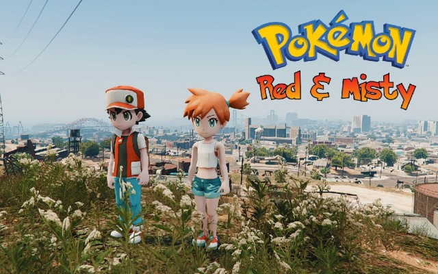 Pokemon: Red & Misty v1.0